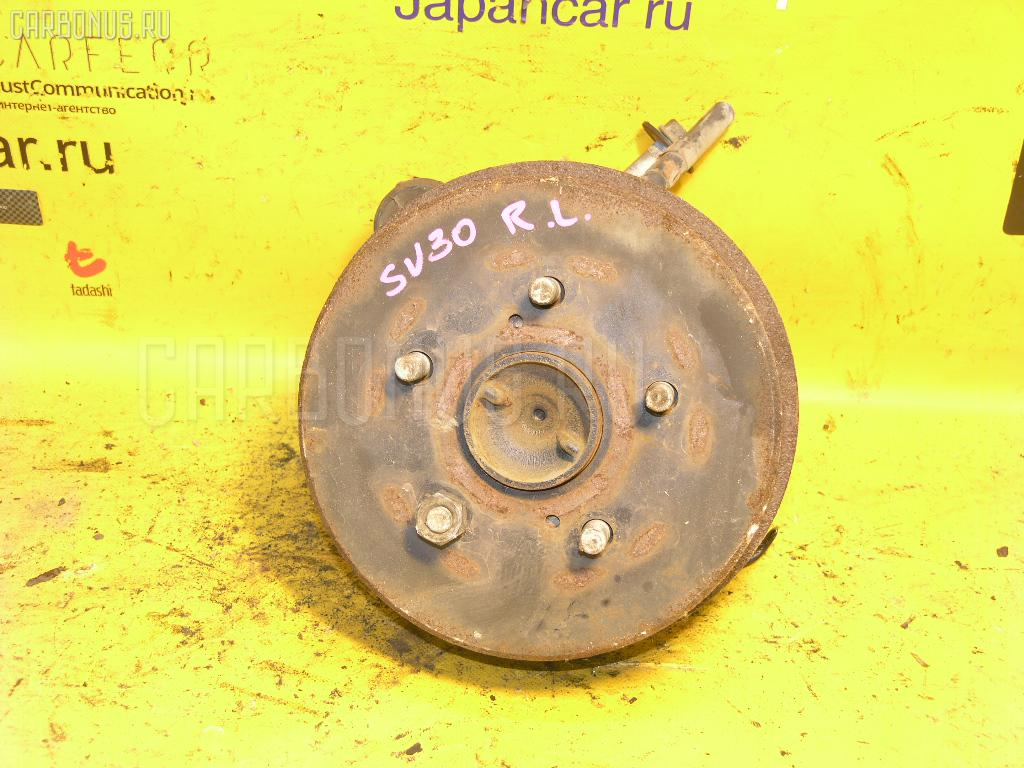 Ступица TOYOTA SV30 4S-FE. Фото 10