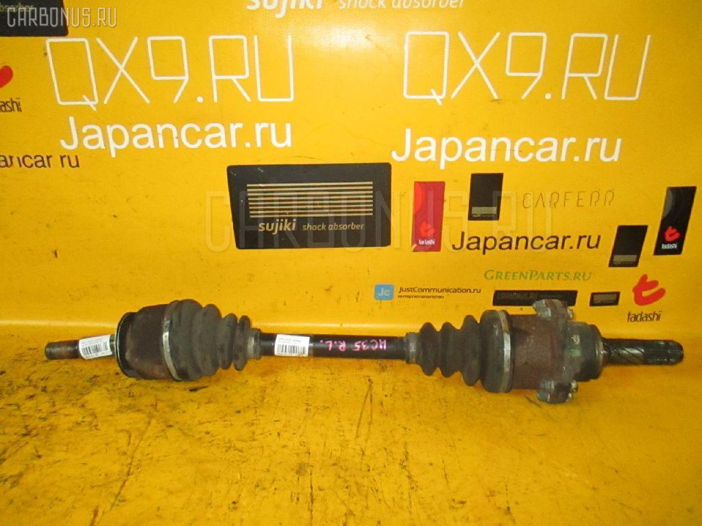 Привод NISSAN LAUREL HC35 RB20DE. Фото 9