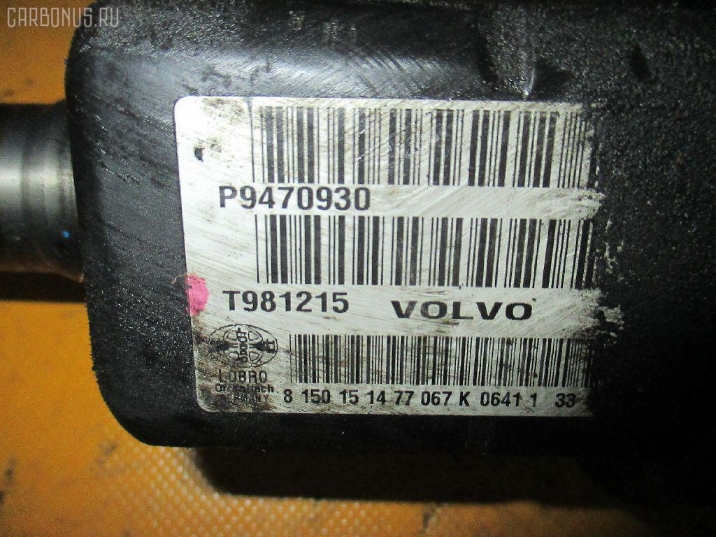 Привод VOLVO S80 I TS B5244S Фото 1