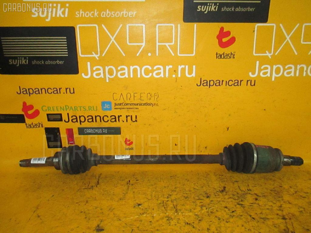 Привод SUBARU FORESTER SF5 EJ205. Фото 4