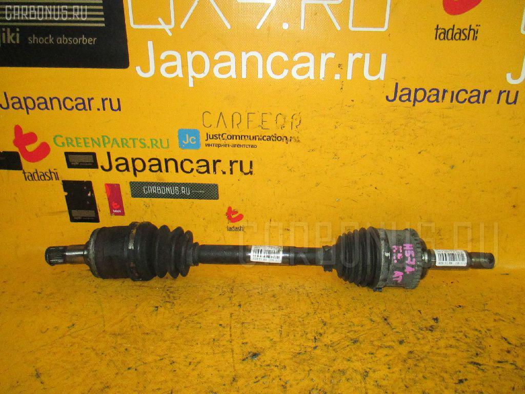 Привод MITSUBISHI PAJERO JUNIOR H57A 4A31. Фото 11