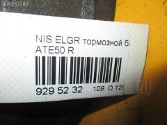 Тормозной барабан NISSAN ELGRAND ATE50 Фото 3