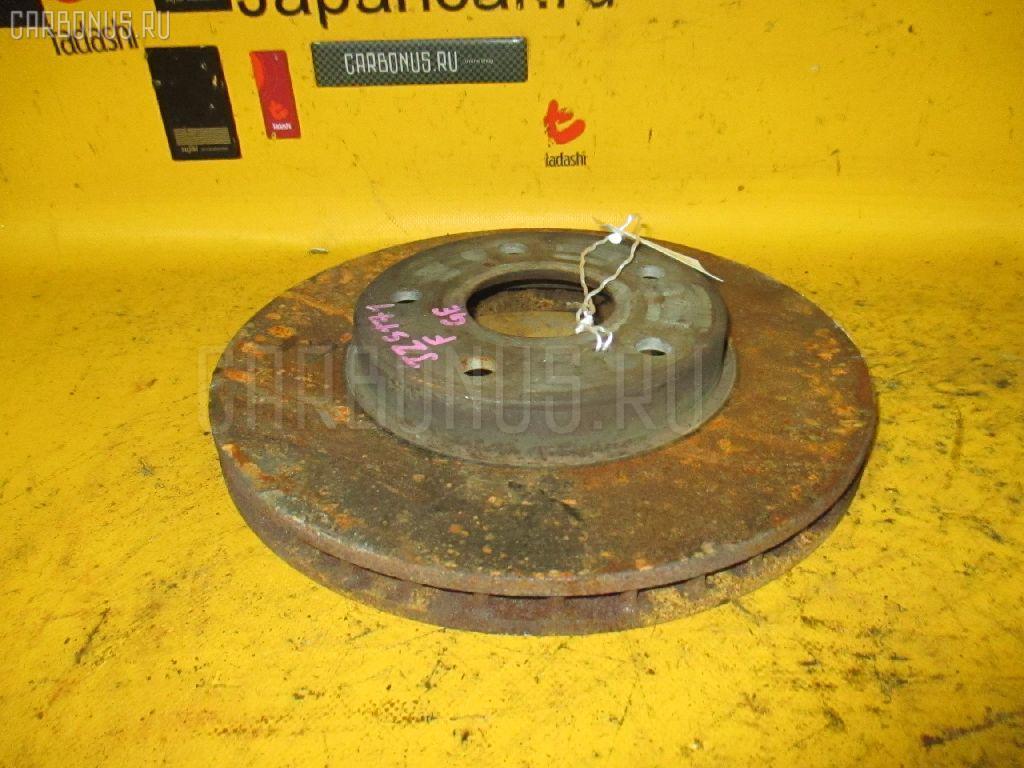 Тормозной диск TOYOTA CROWN JZS171 1JZ-GE Фото 1