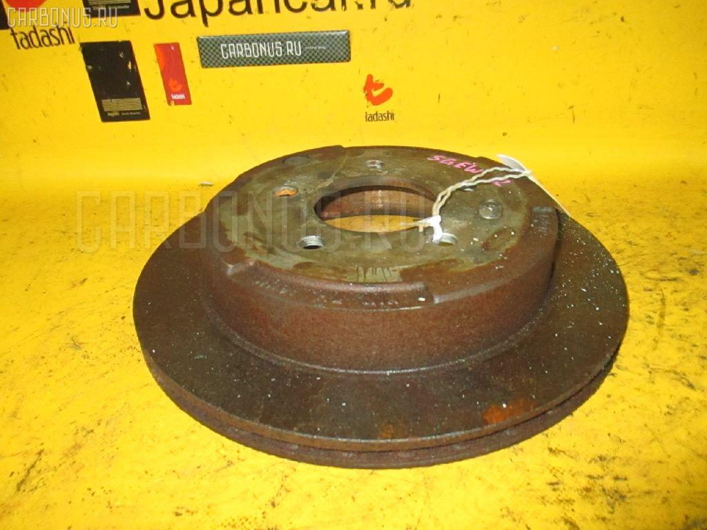 Тормозной диск MAZDA BONGO FRIENDEE SGEW FE-E Фото 1