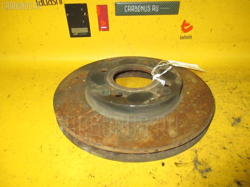 Тормозной диск NISSAN CUBE BZ11 CR14DE Фото 1