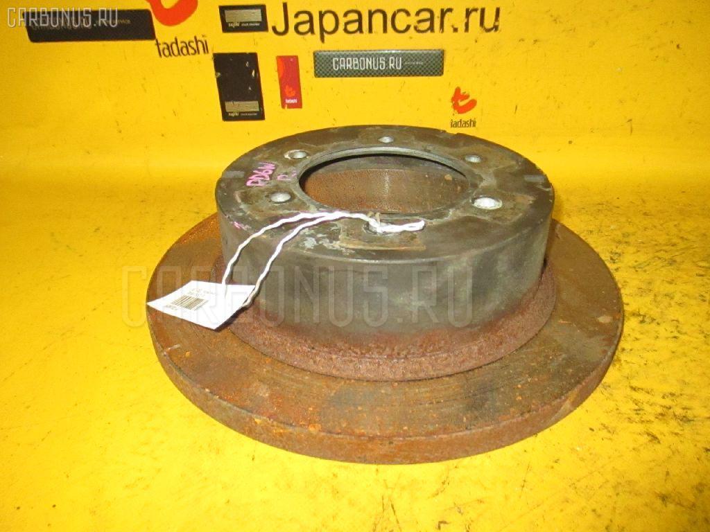 Тормозной диск MITSUBISHI DELICA SPACE GEAR PD6W 6G72. Фото 3