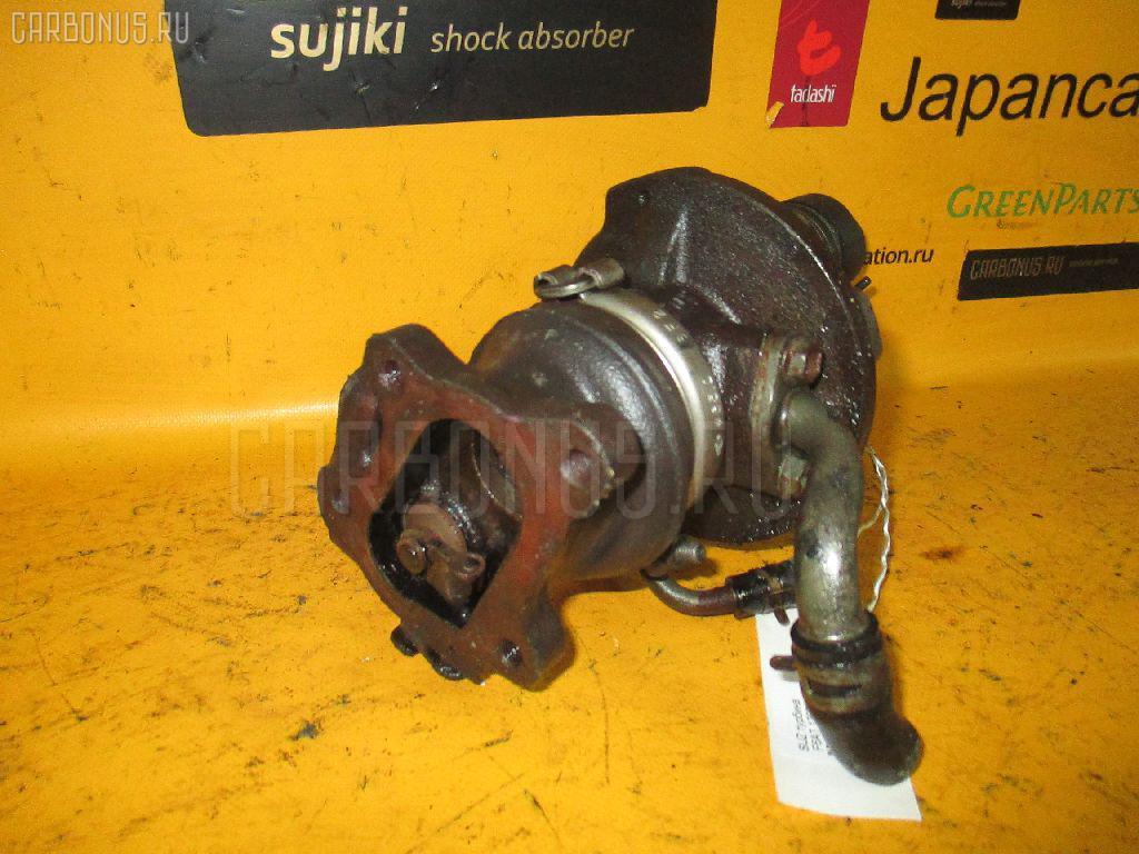 Турбина SUZUKI F6AT Фото 1
