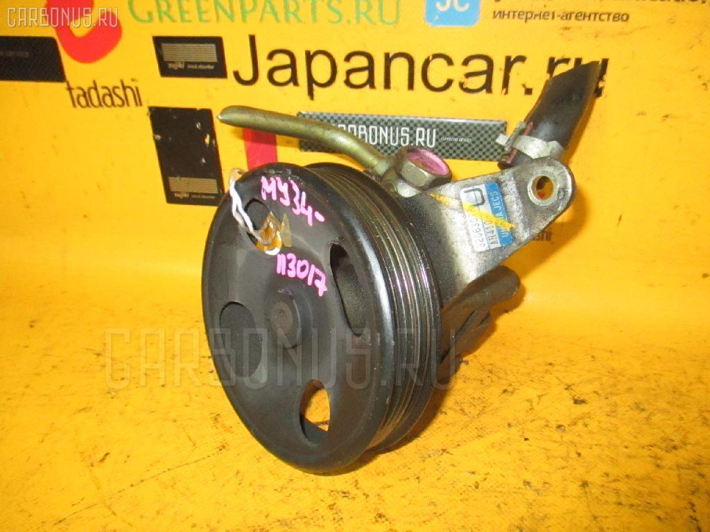 Гидроусилителя насос NISSAN CEDRIC HY34 VQ30DET. Фото 6