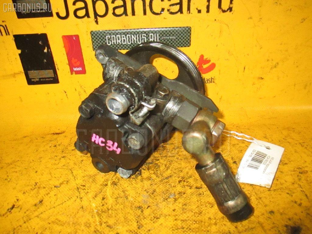 Гидроусилителя насос NISSAN LAUREL HC34 RB20DE. Фото 10