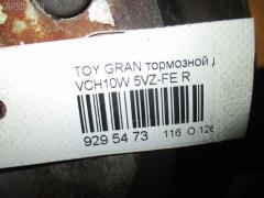 Тормозной диск Toyota Grand hiace VCH10W 5VZ-FE Фото 2