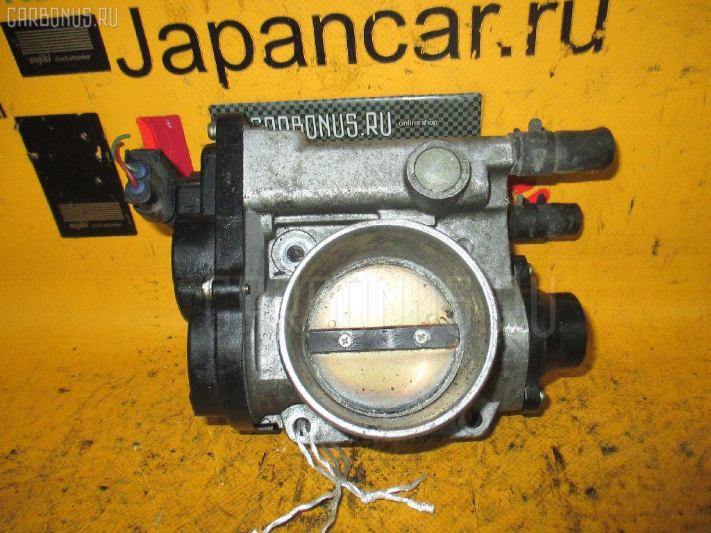 Дроссельная заслонка Toyota Crown JZS175 2JZ-FSE Фото 1