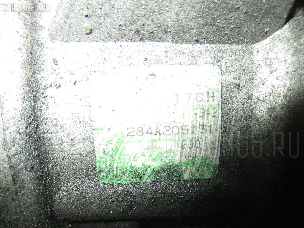 Компрессор кондиционера Nissan Serena TC24 QR20DE Фото 1