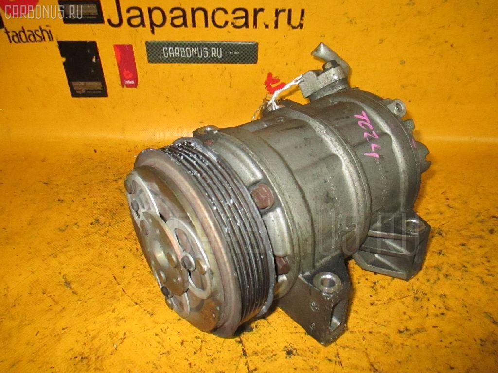 Компрессор кондиционера NISSAN SERENA TC24 QR20DE Фото 3
