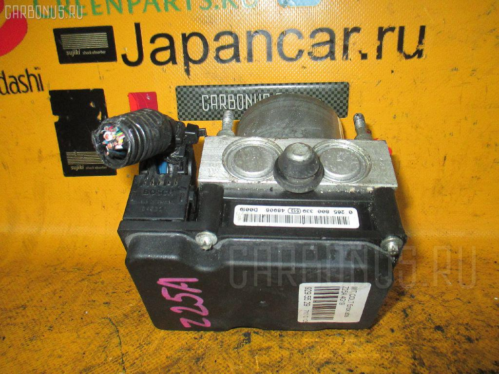 Блок ABS MITSUBISHI COLT Z25A 4G19. Фото 5