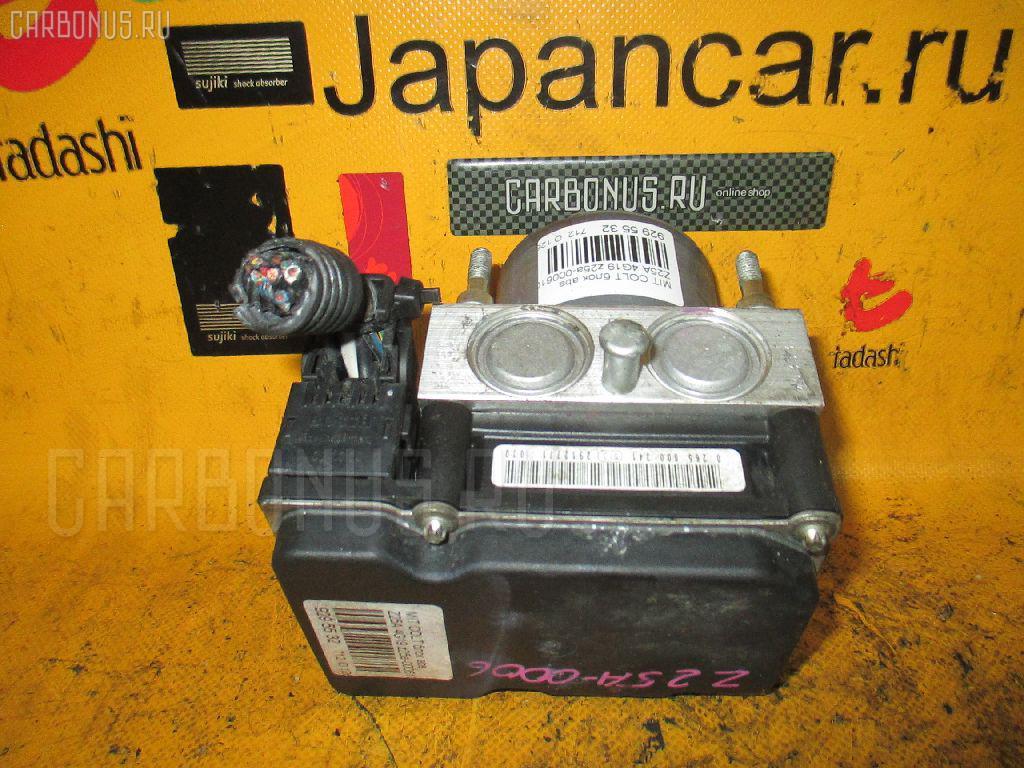 Блок ABS MITSUBISHI COLT Z25A 4G19. Фото 7