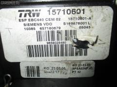 Блок ABS PEUGEOT 407 6DXFV XFV-ES9A Фото 3