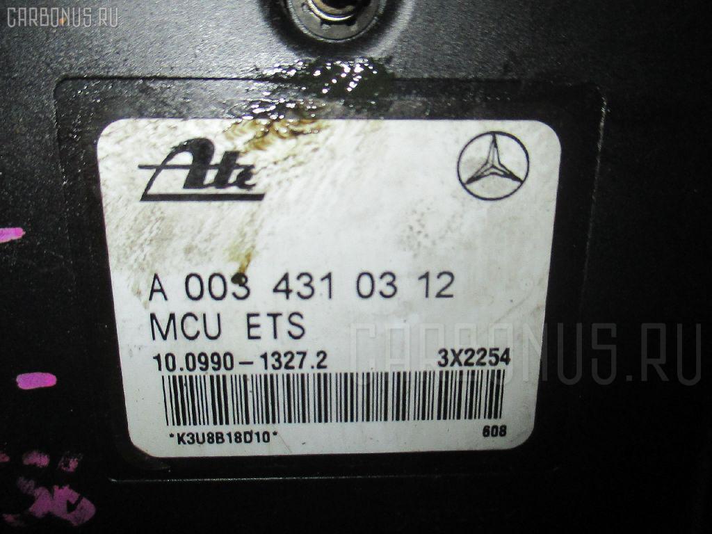 Блок ABS MERCEDES-BENZ SLK-CLASS R170.447 111.973 Фото 2