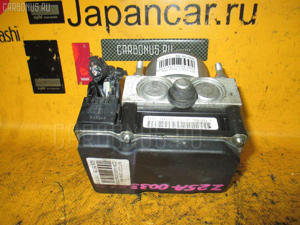 Блок ABS MITSUBISHI COLT Z25A 4G19. Фото 9