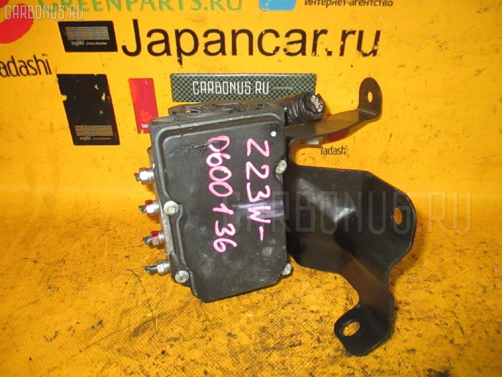 Блок ABS MITSUBISHI COLT PLUS Z23W 4A91. Фото 2