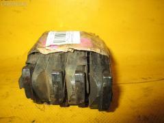 Тормозные колодки на Nissan Sunny FB13 GA15DS, Переднее расположение