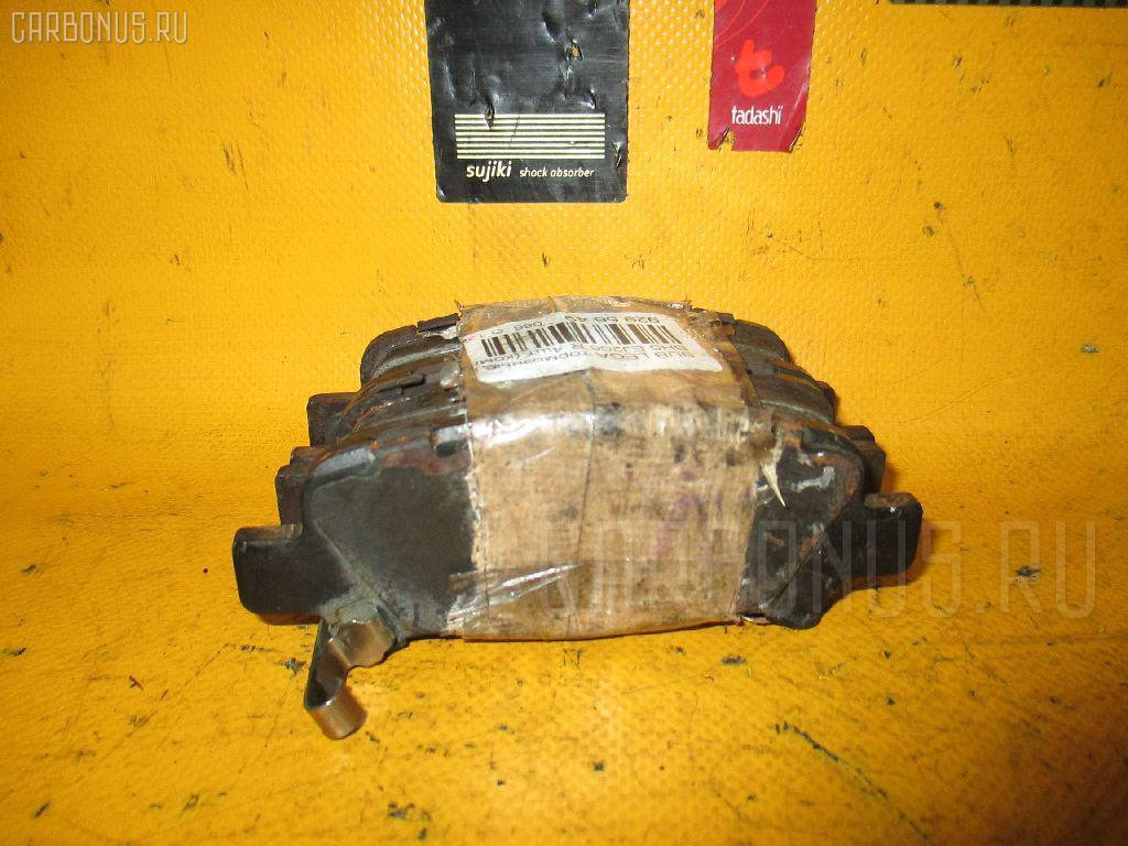 Тормозные колодки SUBARU LEGACY WAGON BH5 EJ206. Фото 1