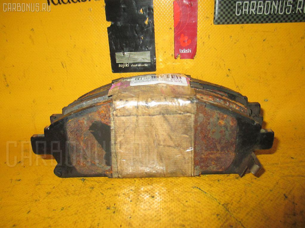 Тормозные колодки NISSAN SERENA TC24 QR20DE. Фото 8