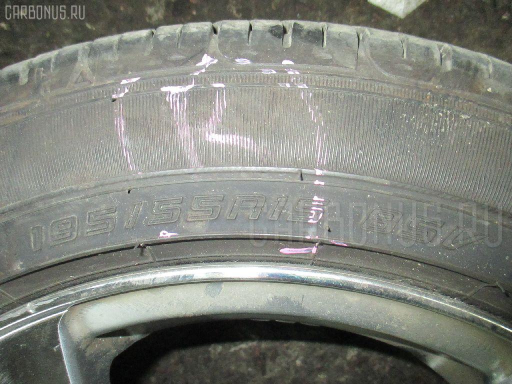 Автошина легковая летняя Dunlop Ec203 195/55R15 Dunlop NXTZ Фото 1