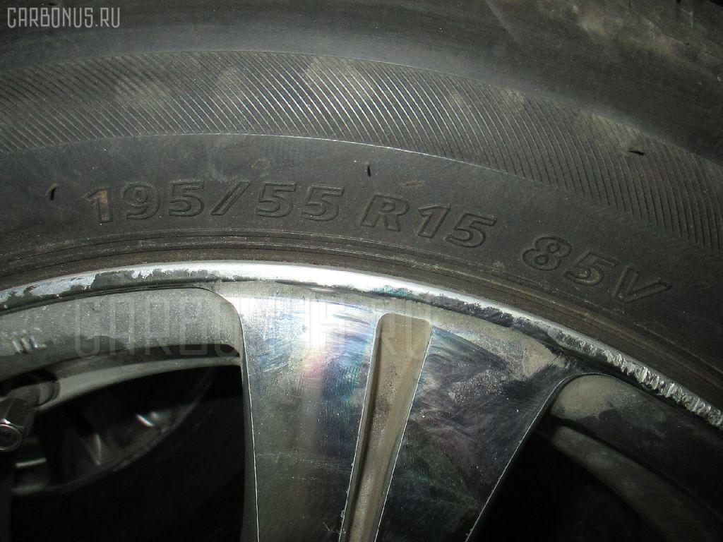 Автошина легковая летняя Bridgestone NEXTRY 195/55R15 BRIDGESTONE NXTZ Фото 1