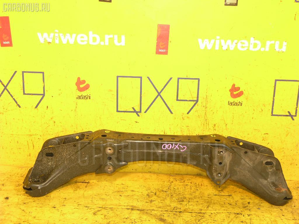 Балка под ДВС TOYOTA GX100 1G-FE Фото 1