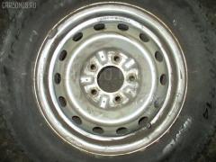 Диск штампованный R14 / 5-114.3 / 5.5JJ Фото 1