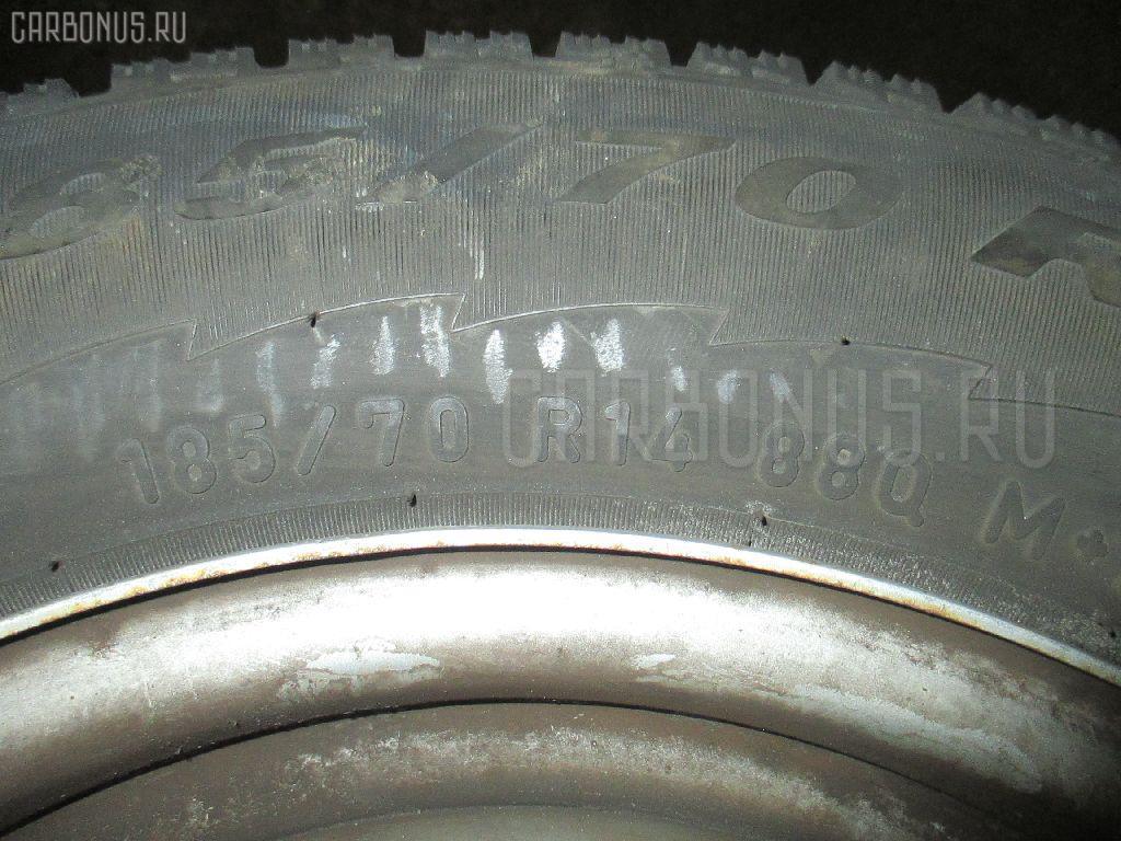 Автошина легковая зимняя ICE CONTROL 185/70R14 PIRELLI Фото 2