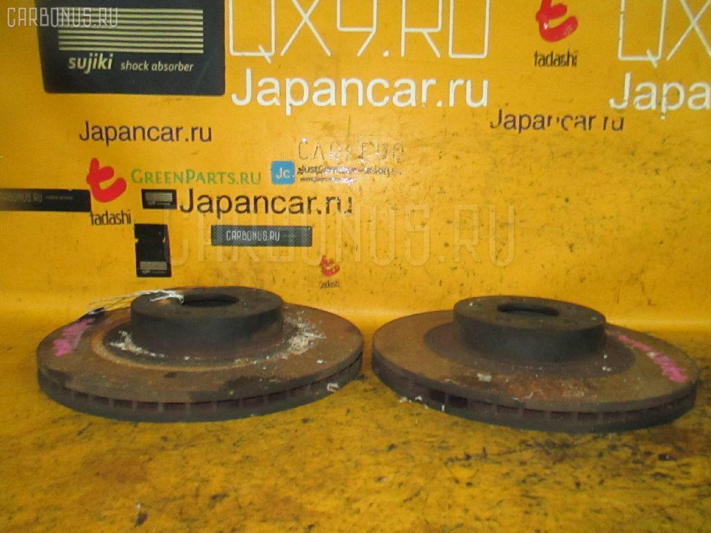 Тормозной диск SUBARU IMPREZA GC8 EJ20T Фото 1