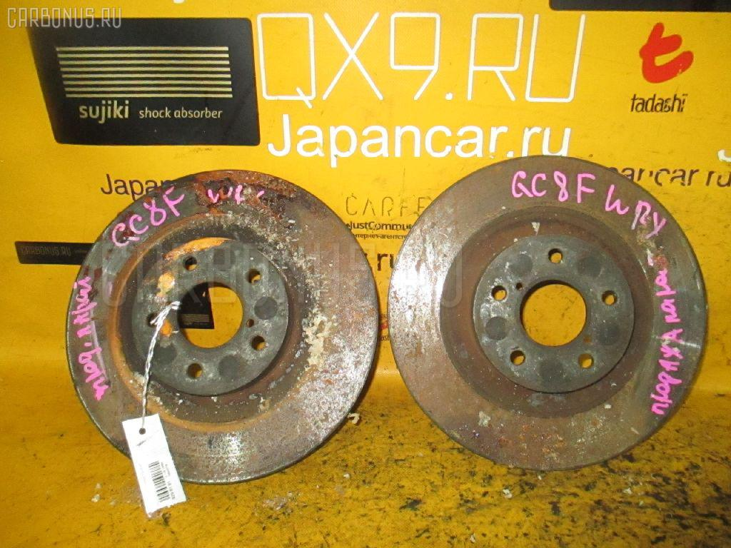 Тормозной диск SUBARU IMPREZA GC8 EJ20T Фото 2