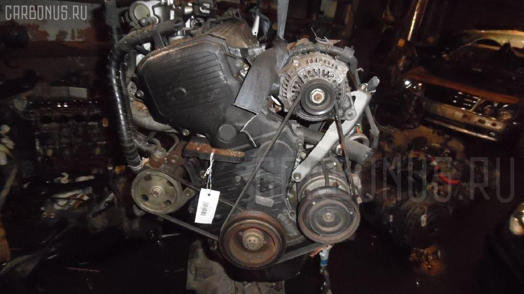 Двигатель TOYOTA SV41 3S-FE. Фото 1