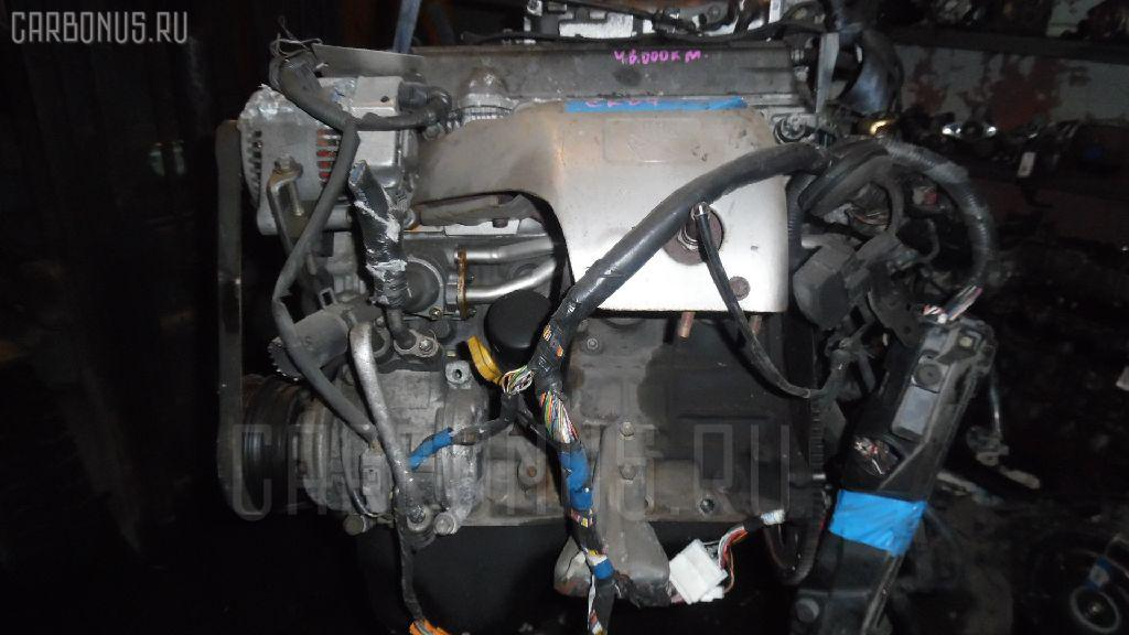 Двигатель TOYOTA SV41 3S-FE. Фото 2