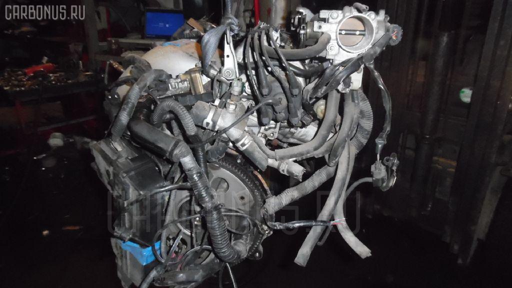 Двигатель TOYOTA SV41 3S-FE. Фото 3