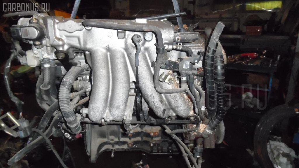 Двигатель TOYOTA SV41 3S-FE. Фото 4