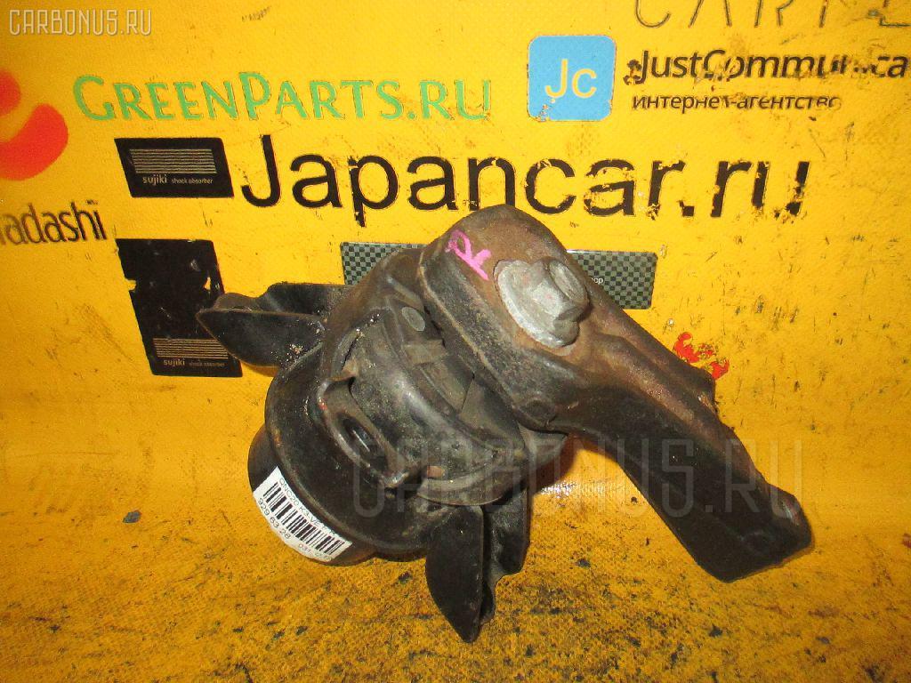 Подушка двигателя TOYOTA BB QNC20 K3-VE. Фото 3