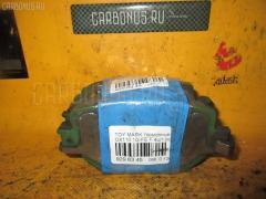 Тормозные колодки TOYOTA MARK II GX110 1G-FE Фото 1