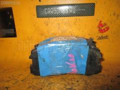 Тормозные колодки Mitsubishi Lancer cedia wagon CS5W 4G93 Фото 1