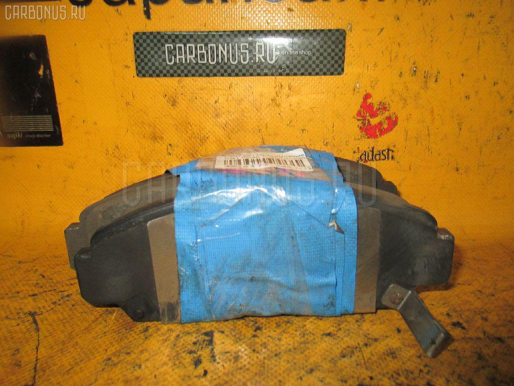 Тормозные колодки HONDA ODYSSEY RB1 K24A. Фото 11