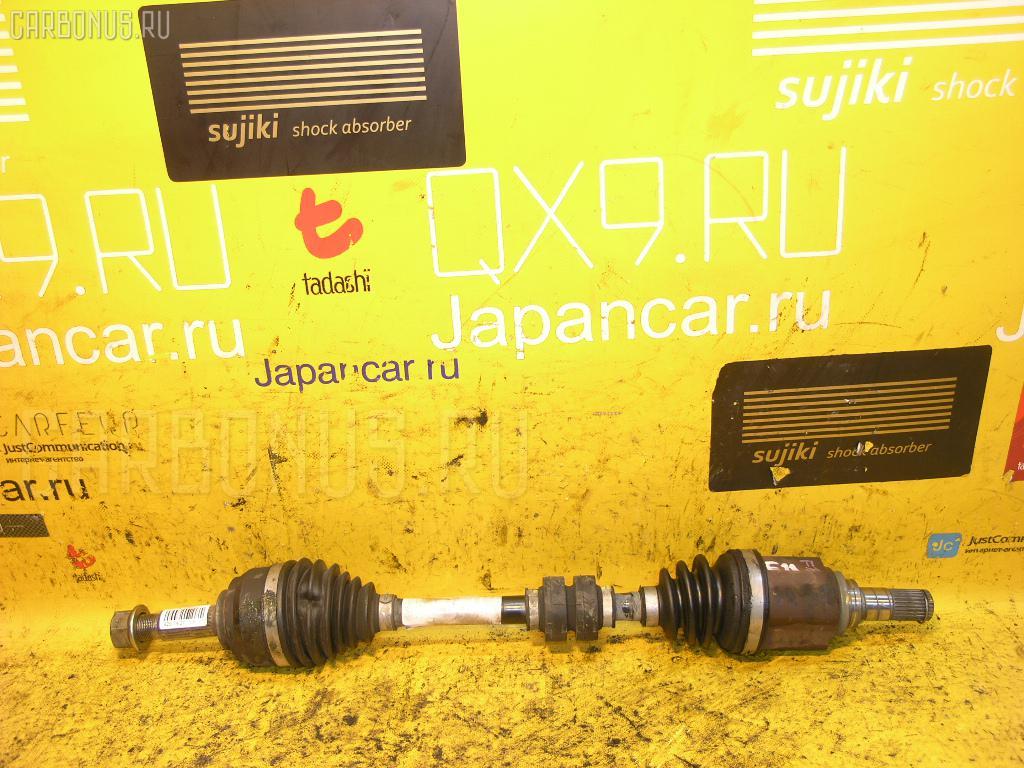 Привод Nissan Note E11 HR15DE Фото 1