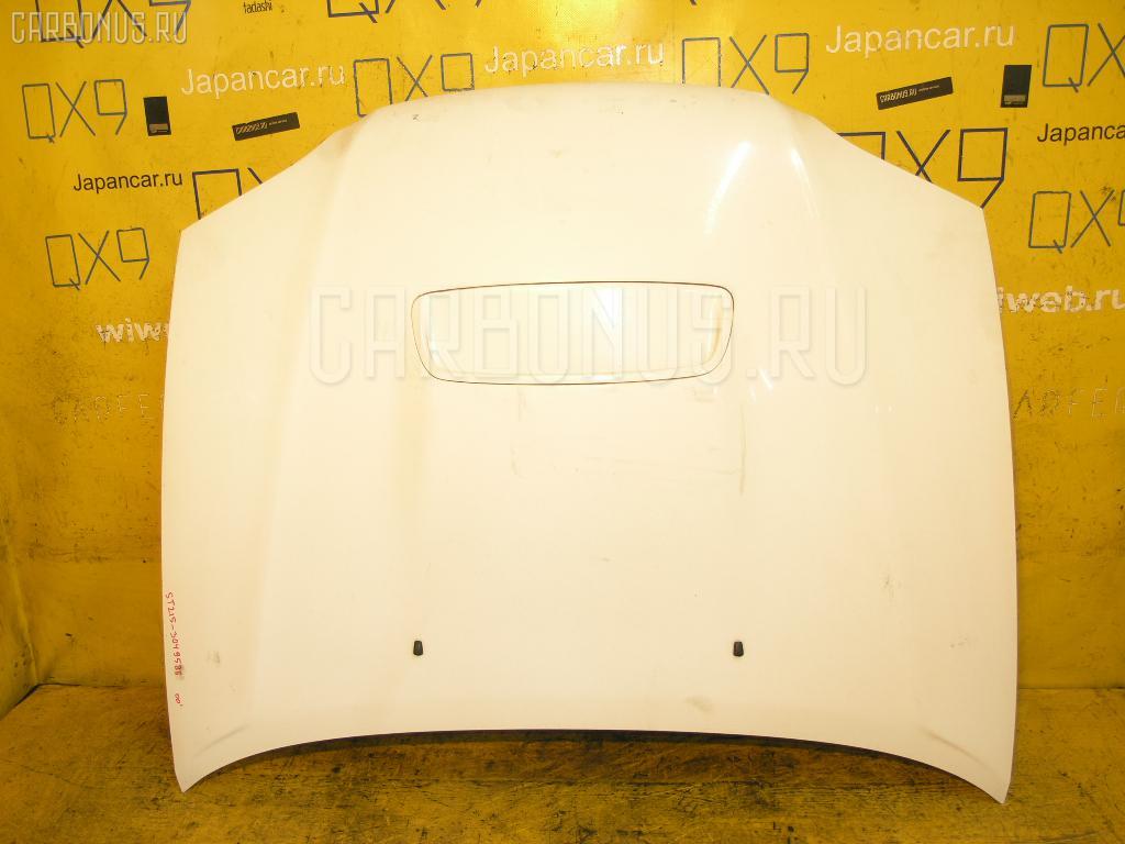 Капот Toyota Caldina ST215W Фото 1