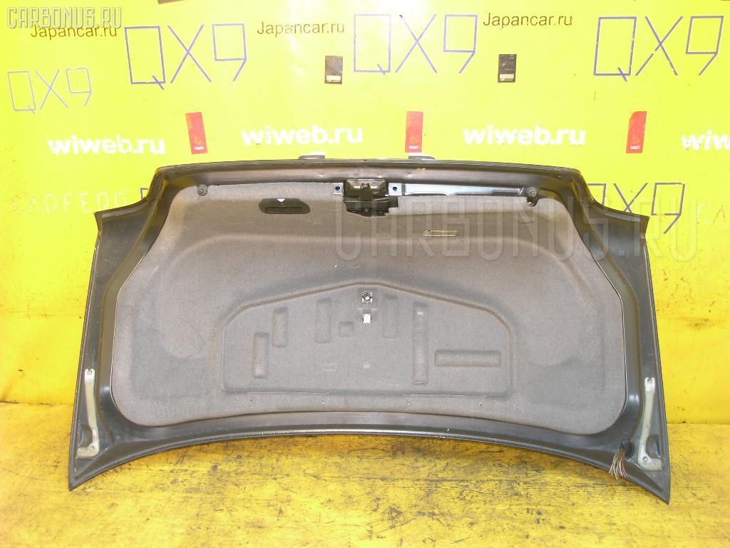 Крышка багажника BMW 7-SERIES E38-GJ01. Фото 2