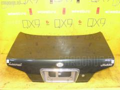 Крышка багажника Nissan Laurel HC35 Фото 1