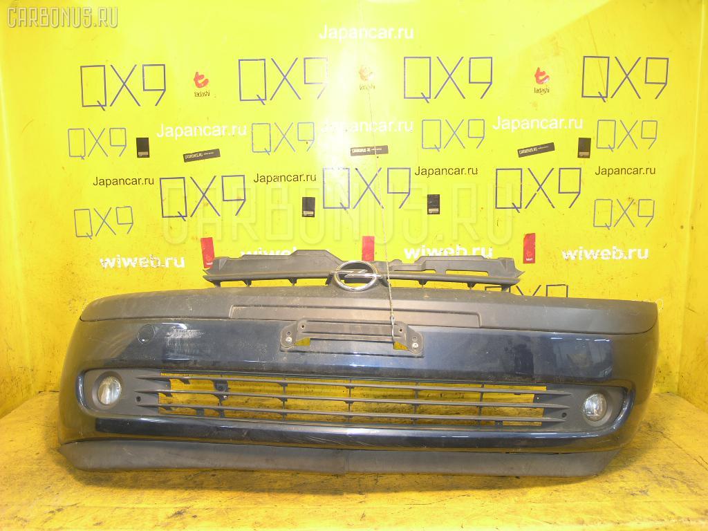 Бампер OPEL VITA XN120 Фото 1