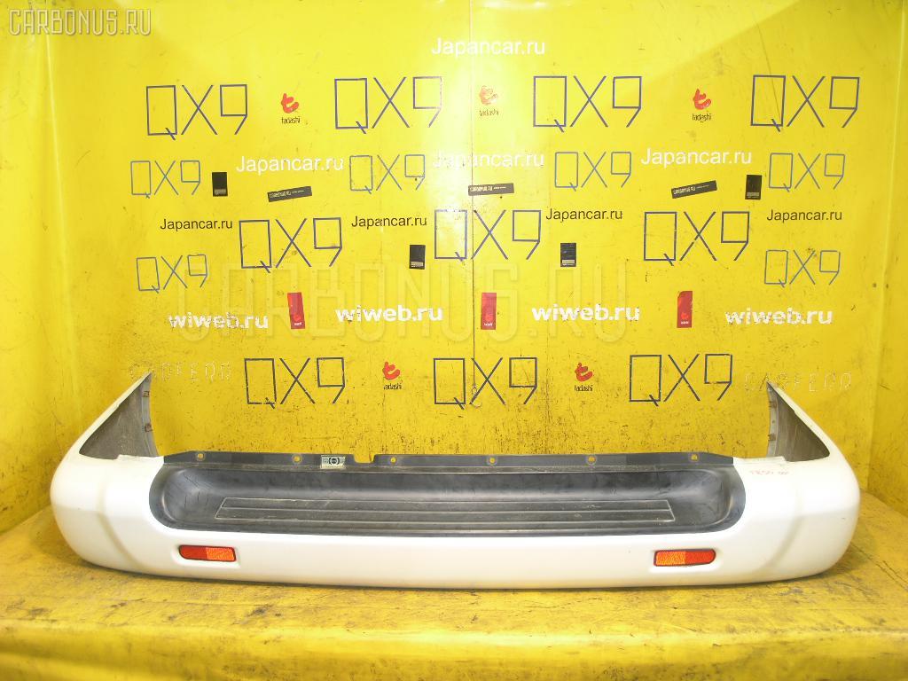 Бампер NISSAN TERRANO TR50 Фото 1