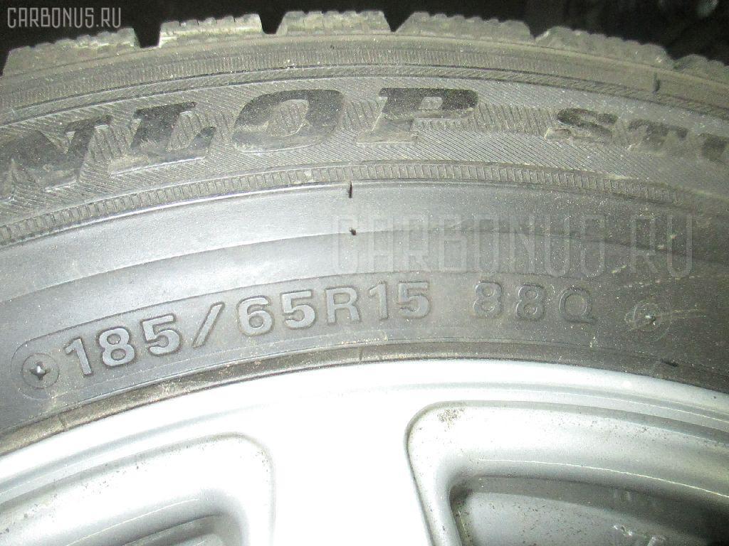 Автошина легковая зимняя DSX 185/65R15. Фото 10