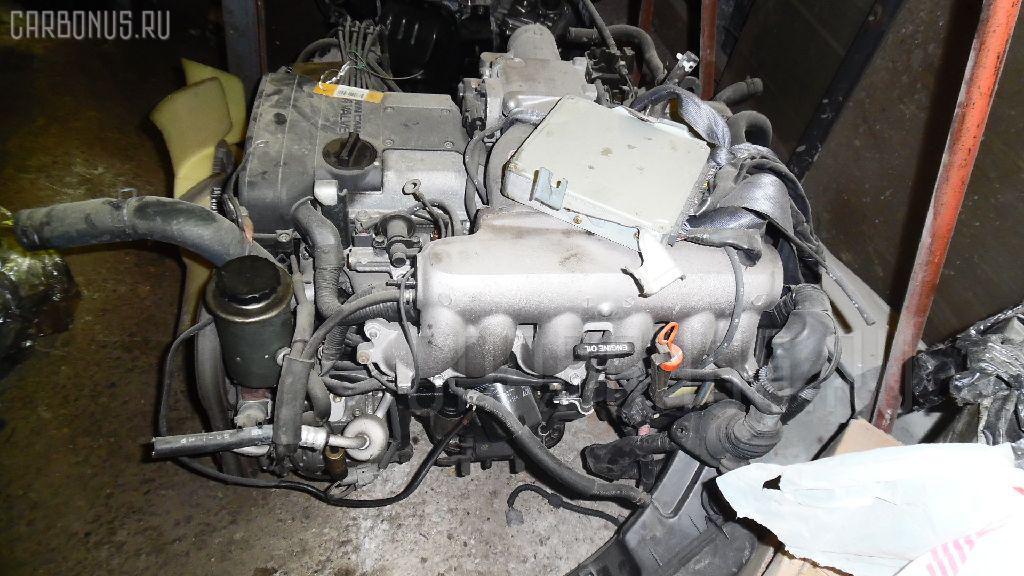Двигатель TOYOTA CROWN JZS141 1JZ-GE Фото 2