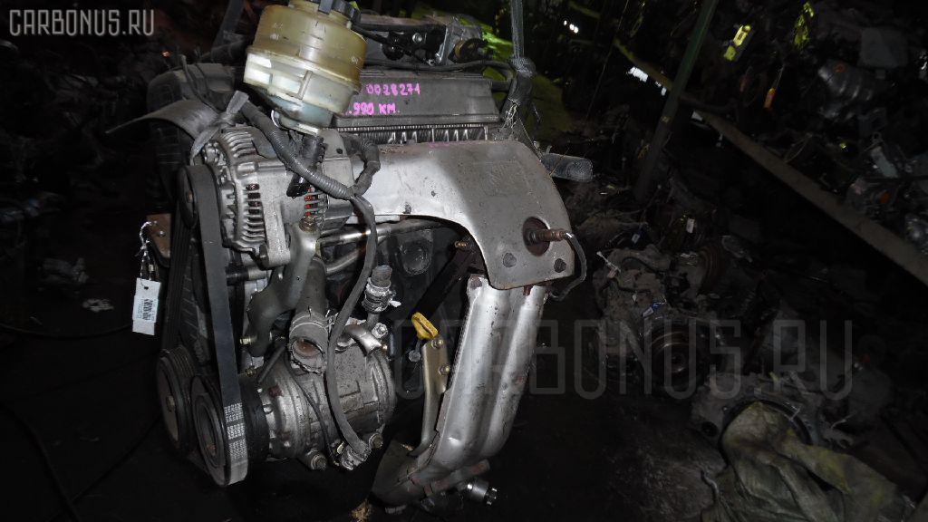 Двигатель TOYOTA SV41 3S-FE Фото 4